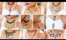 *Handmade* Affordable Fashion Jewellery Haul | Delhi-Noida Shop | ShrutiArjunAnand