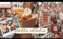 Exploring Milan & Cinque Terre w/ My Brazilian Friend - ITALY VLOG