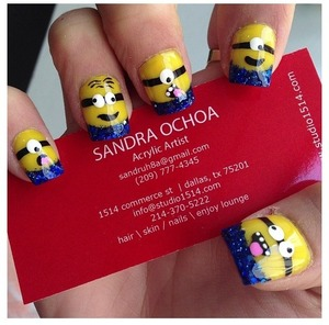 Nails by SandraO. Sandruh8a@gmail.com Dallas, TX