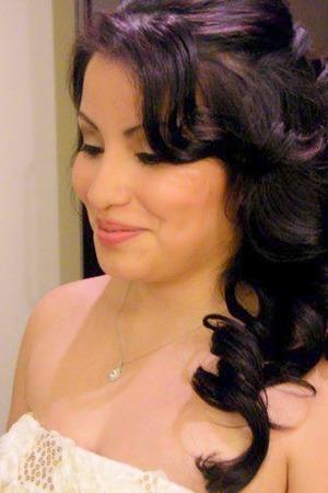 Wedding hair and makeup - A The MUA