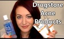 2013 BEST DRUGSTORE ACNE PRODUCTS! Skin Care & Acne Treatments! AQA#2