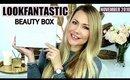 💥Unboxing Lookfantastic Beauty Box November 2019💥