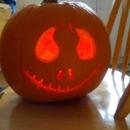 My pumpkin...