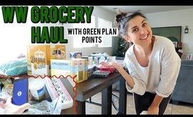 WW GROCERY HAUL PLUS THE POINTS!