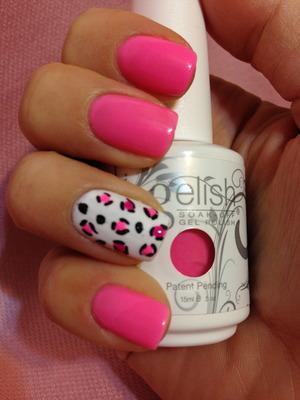 Gelish gel polish from the Neon Collection http://lslfun.blogspot.com