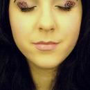 Pink Leopard Eyes