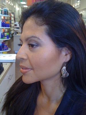 Planet Beauty Makeover Client facebook.com/makeupbyshanilton