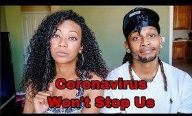 We're Still Going on Our Disney Cruise   Coronavirus Health Tips   Jessika Fancy