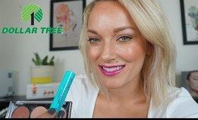 Dollar Tree FULL Face Makeup Look!