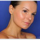 Strobing Contouring Makeup