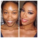 Before And After GLAM!