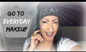 Everyday Go To Glow + Talk Thru | Winged Eyeliner