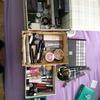 organizing my makeup!