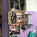 organizing my makeup!