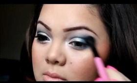 Teal Makeup Look ♥