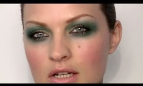 Exclusive: Emerald Eyes Tutorial from New Nars Book