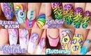 Pinkflyingcow Nail Art Tutorials // Channel Trailer 2019
