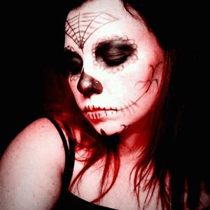 Another sugar skull pic