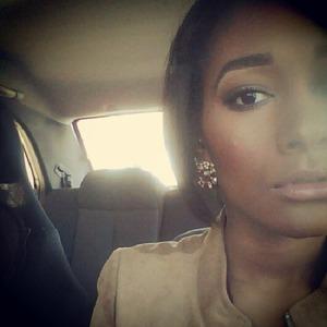 I like my eyebrows strong.