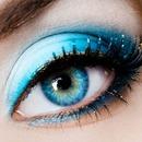 Blue Shadow, Diamond Lashes