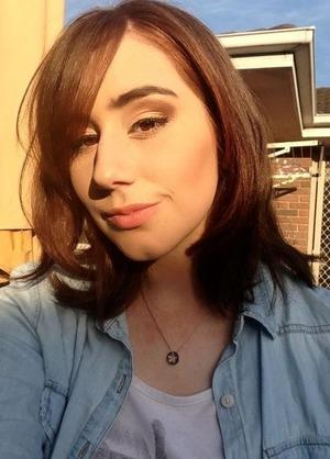 Makeup done by Albi at TAFE, I think she did I really good job :)