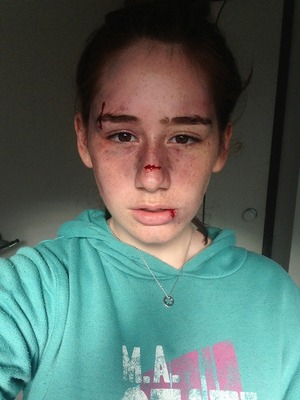 A quick and easy spfx look I did.