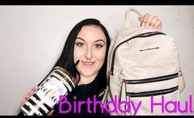 Birthday Haul | A Divaz Boutique + Marshalls!