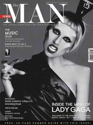 Lady Gaga - the Man