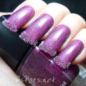 To find out more about this mani please visit http://glowstars.net/lacquer-obsession/2012/09/30-days-of-untrieds-inspired-by-a-colour