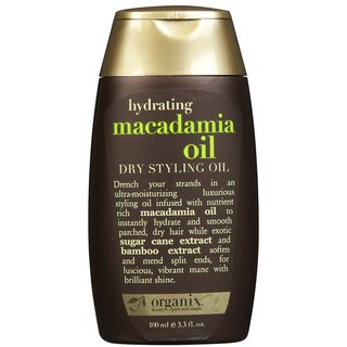 Organix Macadamia Oil Dry Styling Oil