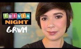Trivia Night GRWM | Alexis Danielle