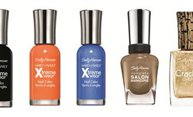Prabal Gurung & Rye Rye Collaborate with Sally Hansen