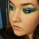 Peacock Inspired !