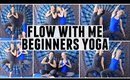 FLOW WITH ME | Beginners Yoga | JaaackJack