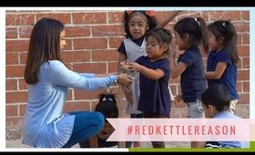 Holiday Visit to The Salvation Army's LA Day Care Center | #RedKettleReason