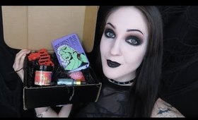 Glamour Ghoul Box September Unboxing!!