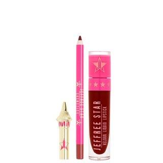 Velour Lip Kit Unicorn Blood