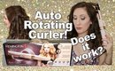Remington Auto Rotating Curling Tool | DOES IT WORK?