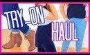 BACK TO SCHOOL/FALL TRY-ON HAUL! Fashion Nova & more! CarolaneCP