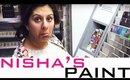 Nisha selects Paint, 30K Subscriber Thank You Vlog No. 78