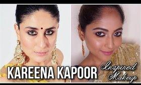 #KAREENAKAPOOR Inspired #Makeup | Heavy Kohled Eyes | Stacey Castanha