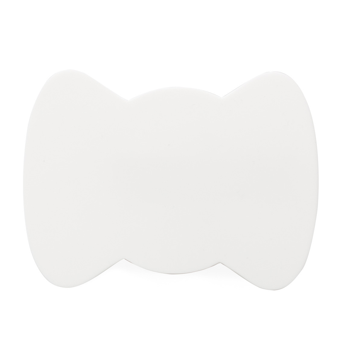 Paw Palette Regular White Bow alternative view 1 - product swatch.