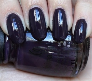 See my in-depth review & more swatches here: http://www.swatchandlearn.com/china-glaze-charmed-im-sure-swatches-review/