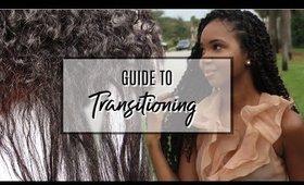 TRANSITIONING TIPS FOR LONG NATURAL HAIR.