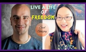 5 Tips on Living a Life of FREEDOM   Interview with Freedomeprenuer Coach Nick