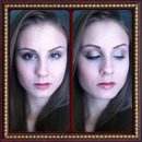 Bella's makeup look in Twilight Breaking Dawn Pt2