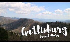 Gatlinburg Tennessee Travel Diary
