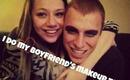 I Do My Boyfriend's Makeup Tag!