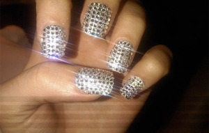 Diamonds :p They comes of easily