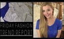 Sheer Fashion Trend for Spring 2014 | Trend Report
